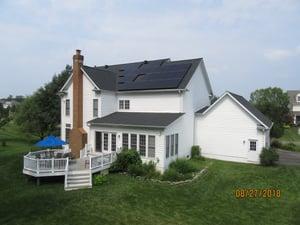 Solar in Centreville-VA